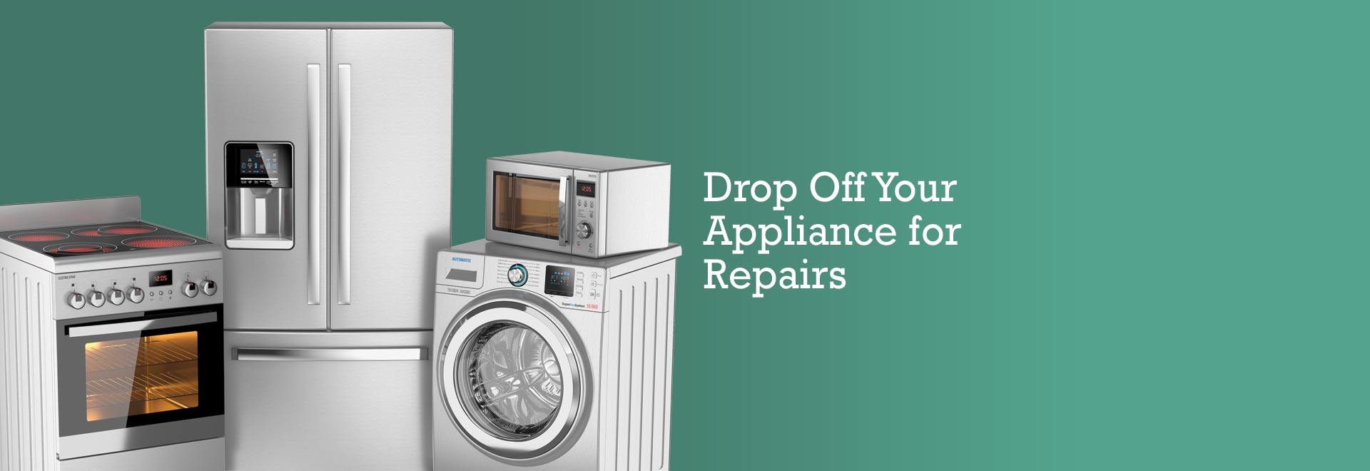 Little Rock and Central Arkansas Appliance Drop Off Repair Services