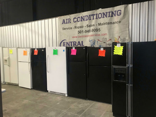 Used Appliance Store 10 Central One Service